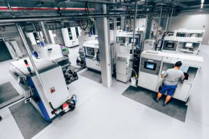 Photo: Additive Manufacturing, Fit AG