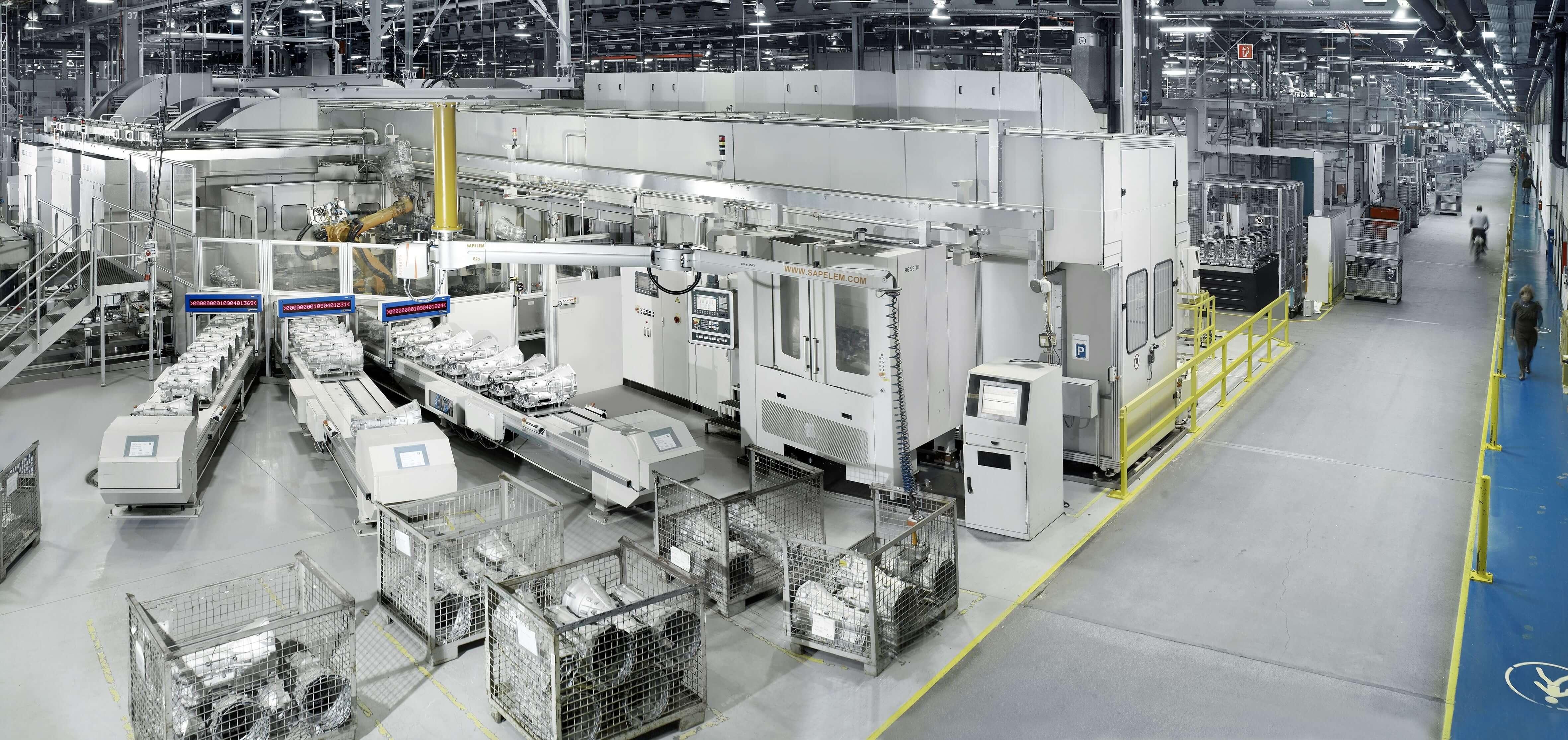 Heller4Industry Manufacturing System, Quelle: Heller