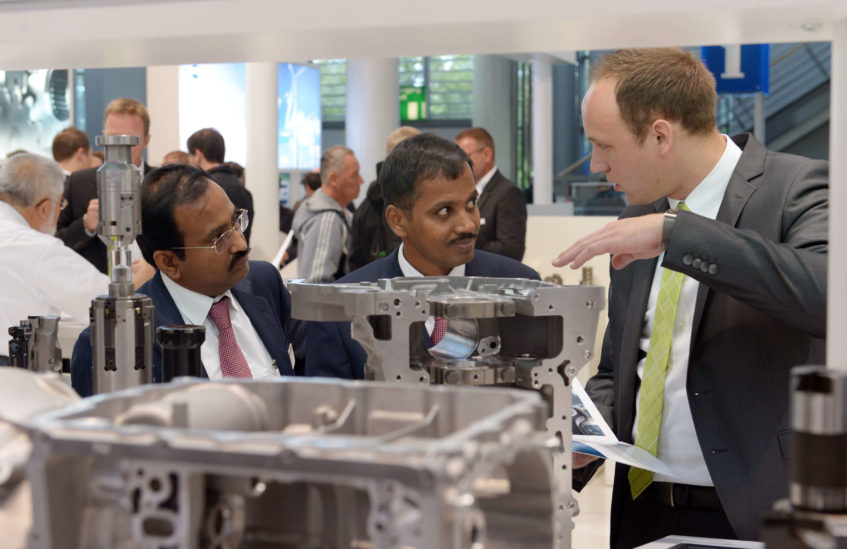 India Day at EMO Hannover 2017, Source: Deutsche Messe AG
