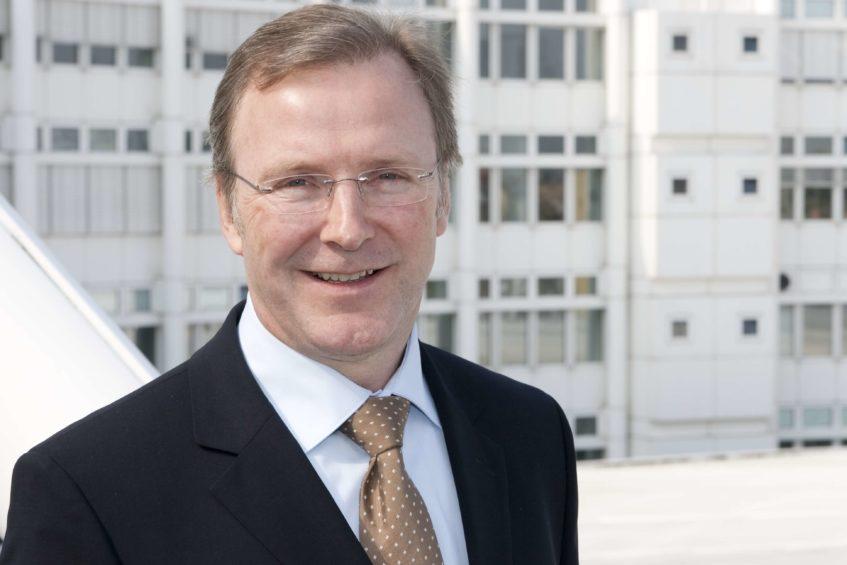 Prof Jörg Krüger, Quelle: Fraunhofer IPK