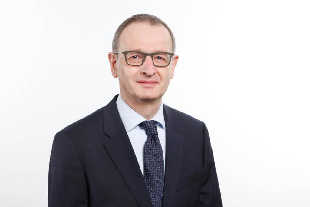 Dr. Wilfried Schaefer, Geschäftsführer VDW (Verein Deutscher Werkzeugmaschinenfabriken), Frankfurt am Main