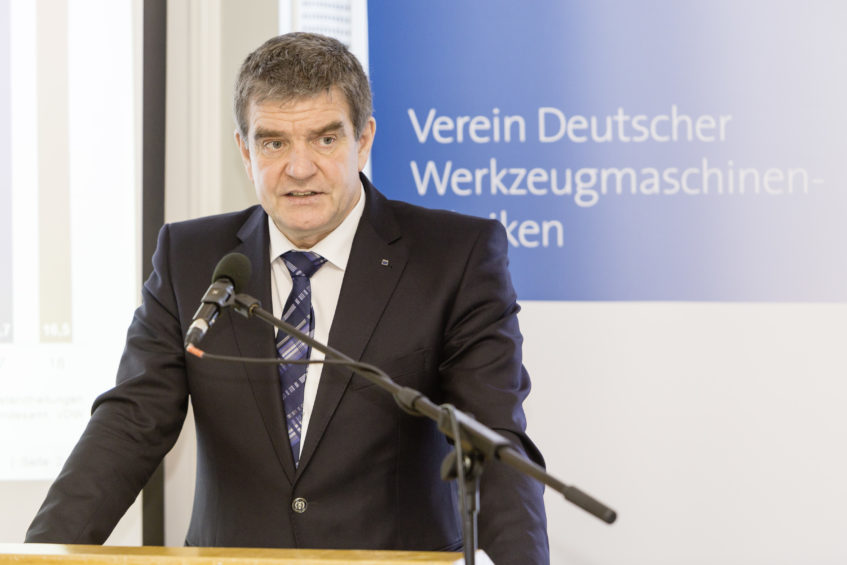Dr. Heinz-Jürgen Prokop. Source: VDW