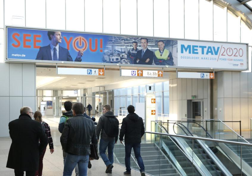 METAV 2018 Impression, Quelle: Messe Düsseldorf/CTillmann