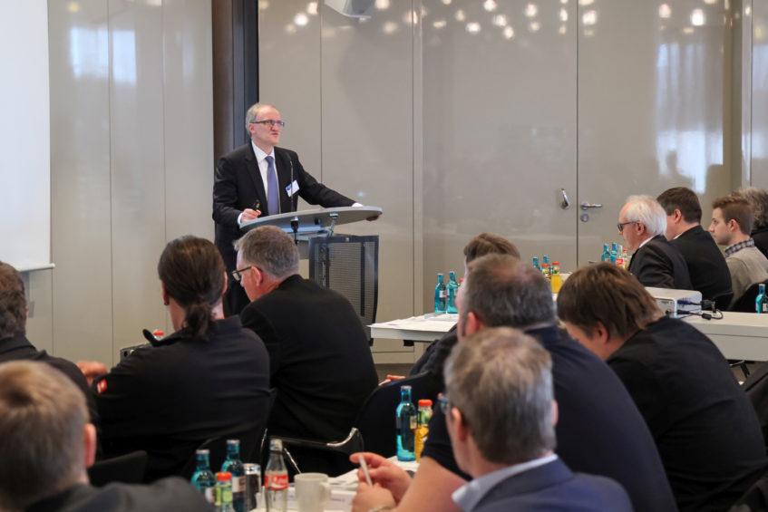 Schleifseminar Vortrag Biermann, Quelle: TU Dortmund