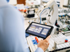 Mobile Learning in Smart Factories (MLS) – a working and learning ap-plication that provides retrievable, didactically prepared, context-relevant information over the Internet