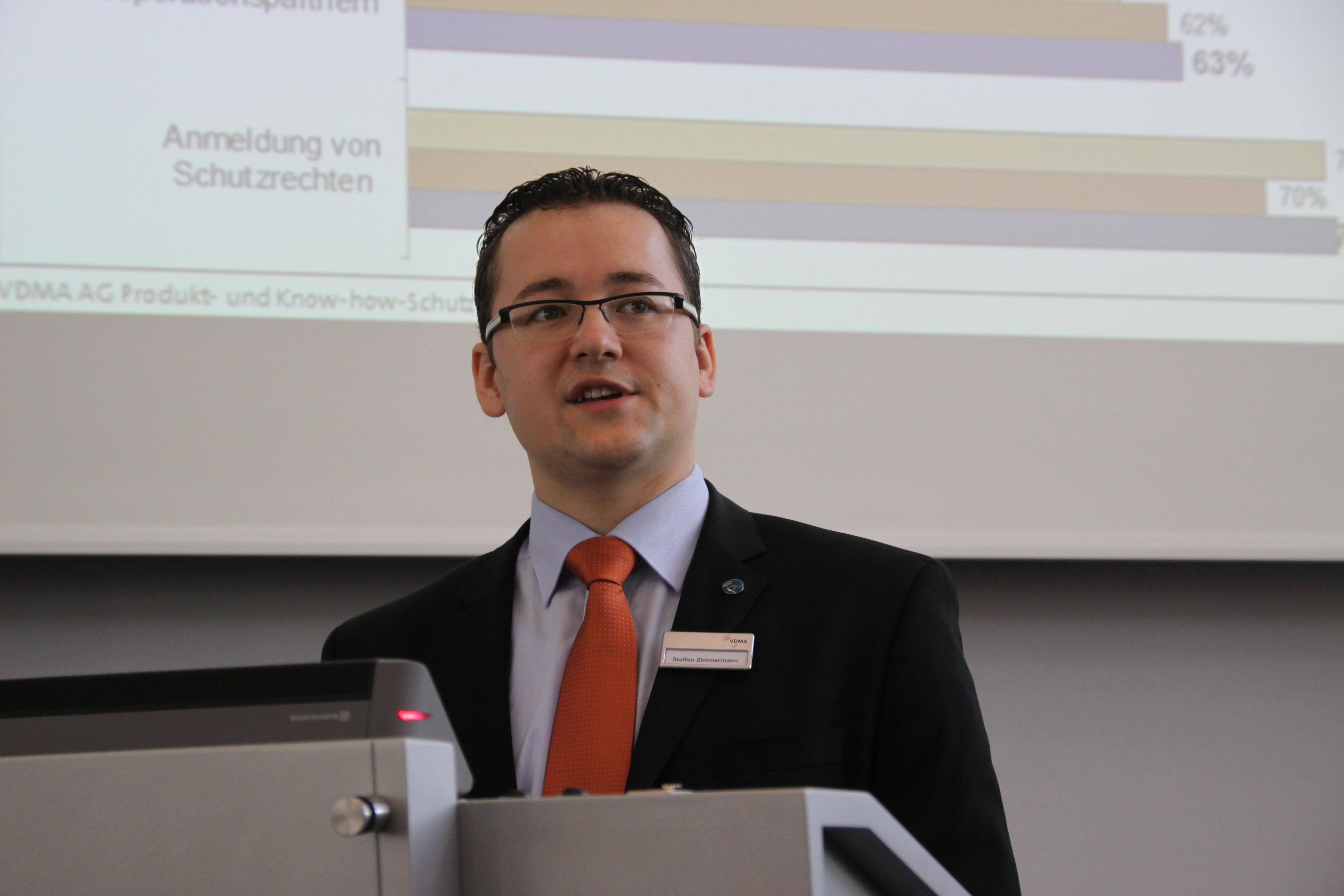 Steffen Zimmermann, Competence Center Industrial Security