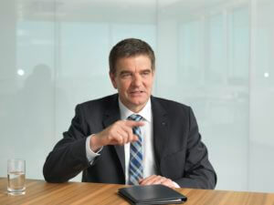 Dr. Heinz-Jürgen Prokop, President German Machine Tool Builders' Association (VDW), Frankfurt am Main, Source: Trumpf GmbH & Co. KG