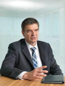 Dr. Heinz-Jürgen Prokop, Vorsitzender VDW, Frankfurt am Main, Quelle: Trumpf GmbH & Co. KG