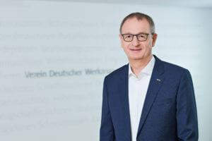 Dr. Wilfried Schäfer, Geschäftsführer VDW, Frankfurt am Main,
