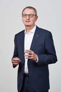 Dr. Wilfried Schäfer, Executive Director German Machine Tool Builders' Association (VDW), Frankfurt am Main