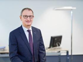 Dr. Wilfried Schäfer, Executive Director German Machine Tool Builders' Association (VDW), Frankfurt am Main