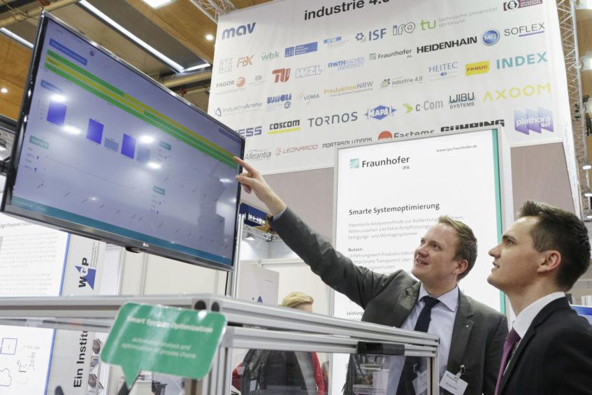 Industry 4.0, Source: Deutsche Messe AG