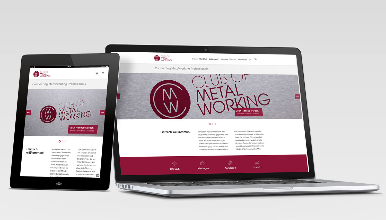 VDW bringt Club of Metalworking erfolgreich an den Start