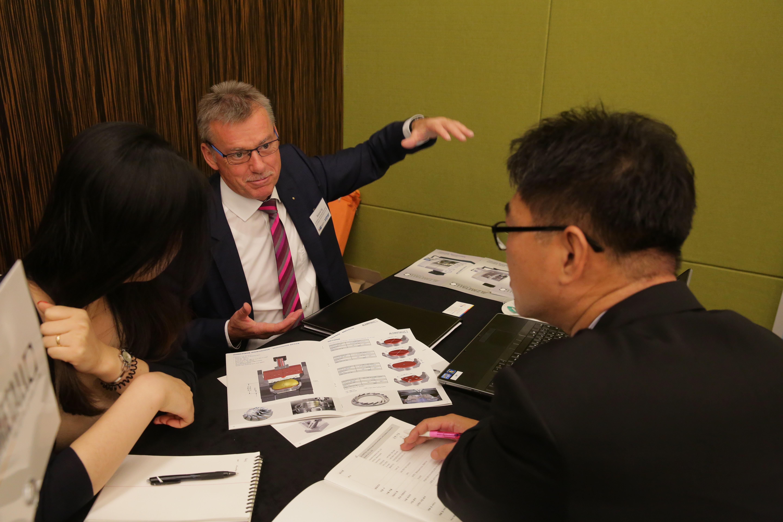 VDW symposium South Korea