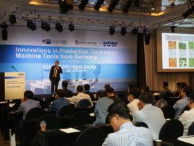 VDW-Symposium in Busan, Südkorea, 2018: Knapp 80 bilaterale Gespräche wurden bereits im Vorfeld verbindlich terminiert.