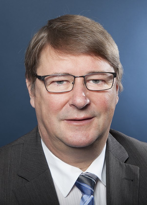 "Frank Barthelmä, GFE Managing Director: ""At EMO Hannover 2019, I'm particularly interested in hearing users' practical experiences from different parts of the process chain.""     Photo: GFE"
