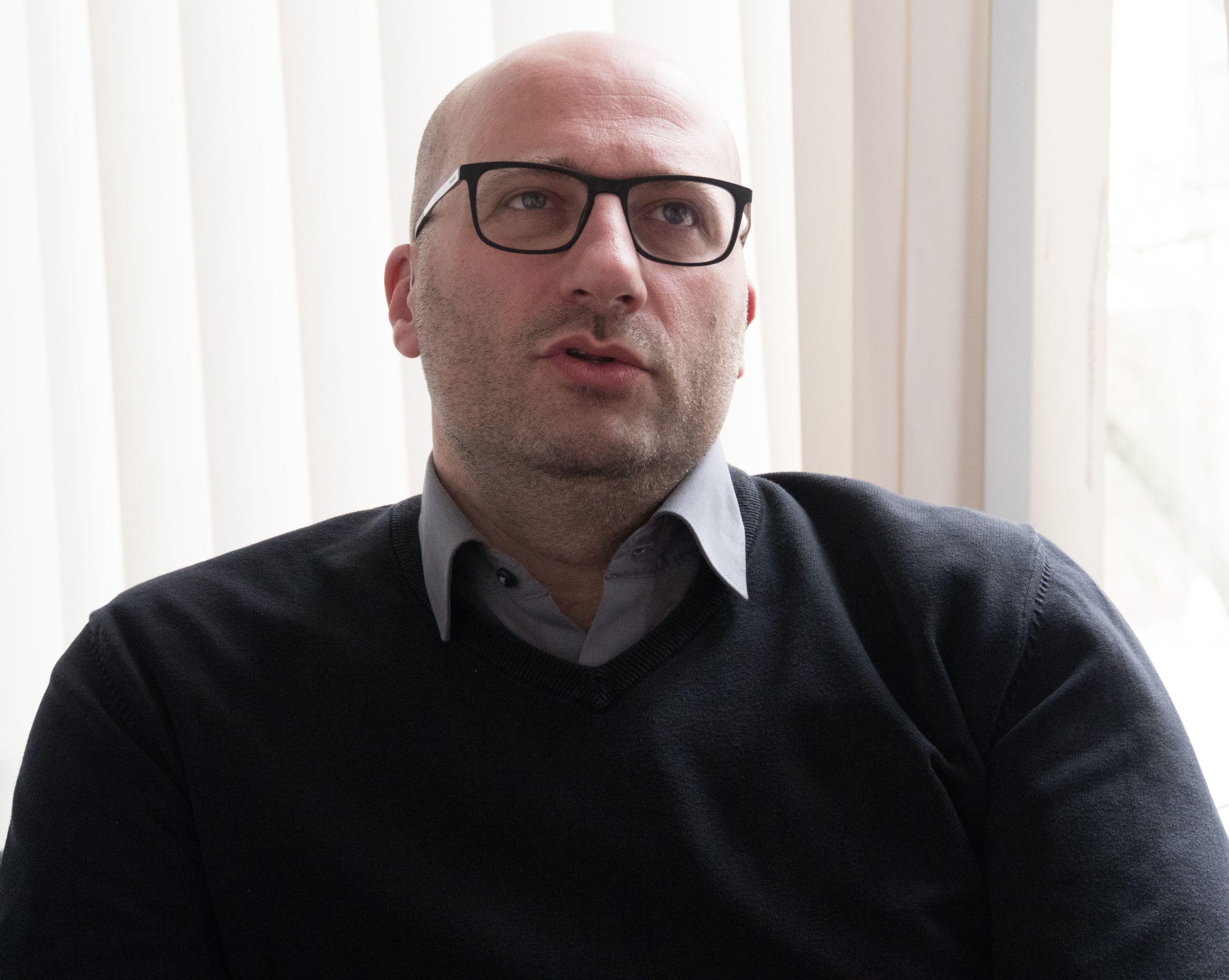 """Athanasios Karafillidis, LaFT: """"Gefragt war ein bezahlbares, tragbares und leicht anlegbares Unterstützungssystem, das mit möglichst wenig Technik auskommt."""""""