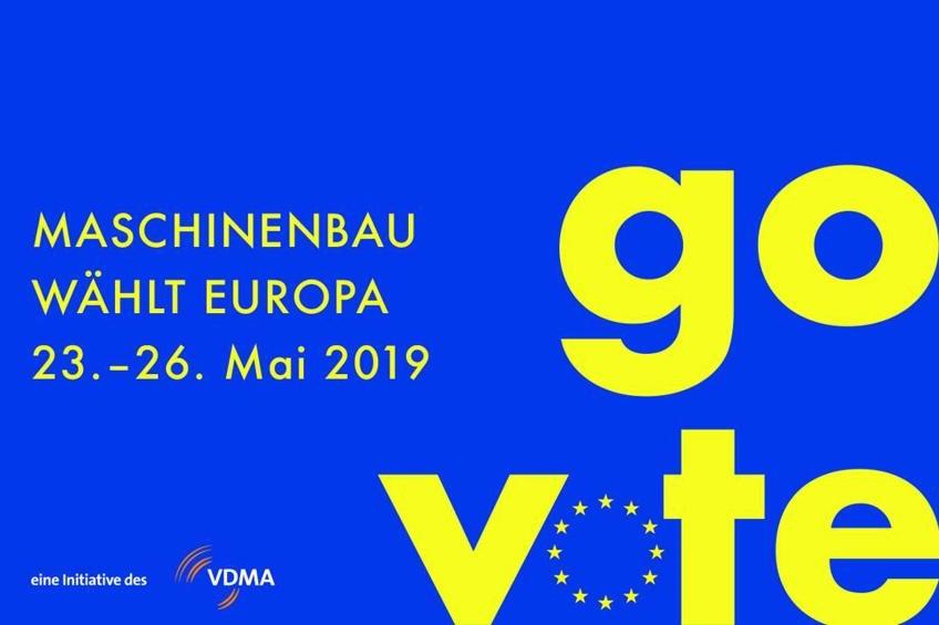 Wahlen haben Konsequenzen. Der VDW unterstützt die Initiative des VDMA Go Vote! und fordert seine Mitglieder auf, an der Europawahl am 26. Mai teilzunehmen.