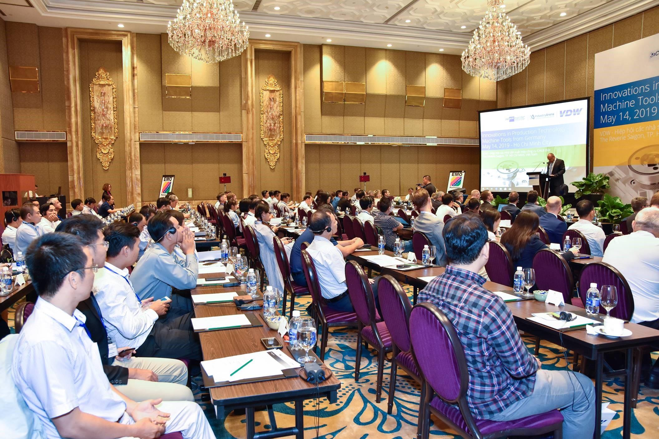 VDW-Symposium Vietnam 2019