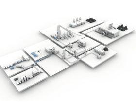 In Zeiten von Industrie 4.0 steigen die Anforderungen an die Datensicherheit bei komplexen, vernetzen Anlagen. Foto: Balluff
