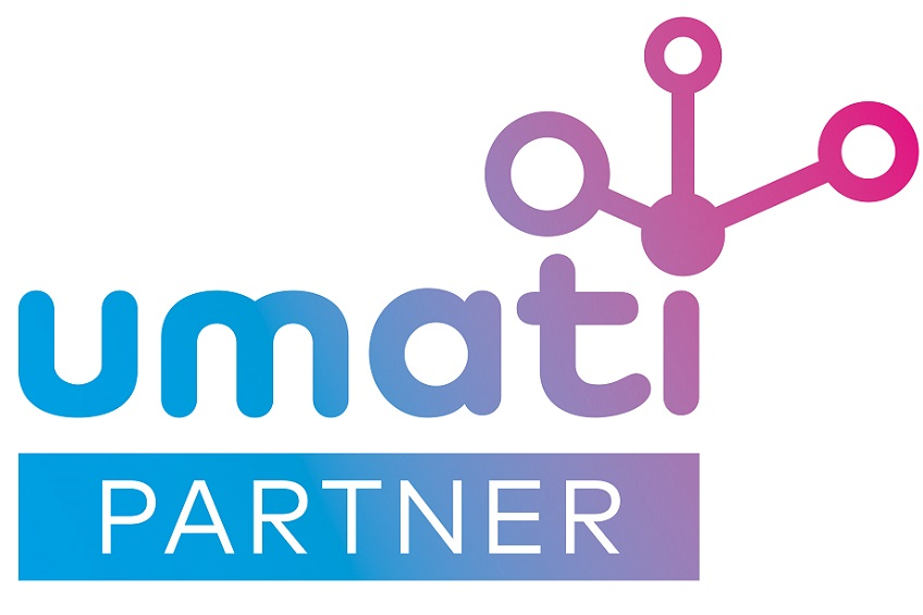 All umati partners at the EMO Hannover can be recognised by this logo. Picture VDW