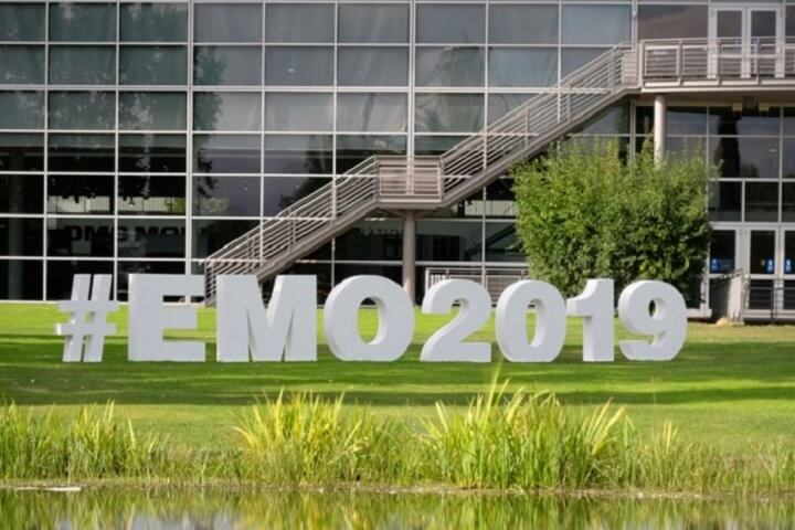 EMO Hannover (16. bis 21. September 2019) - Worlds premier fair of metalworking
