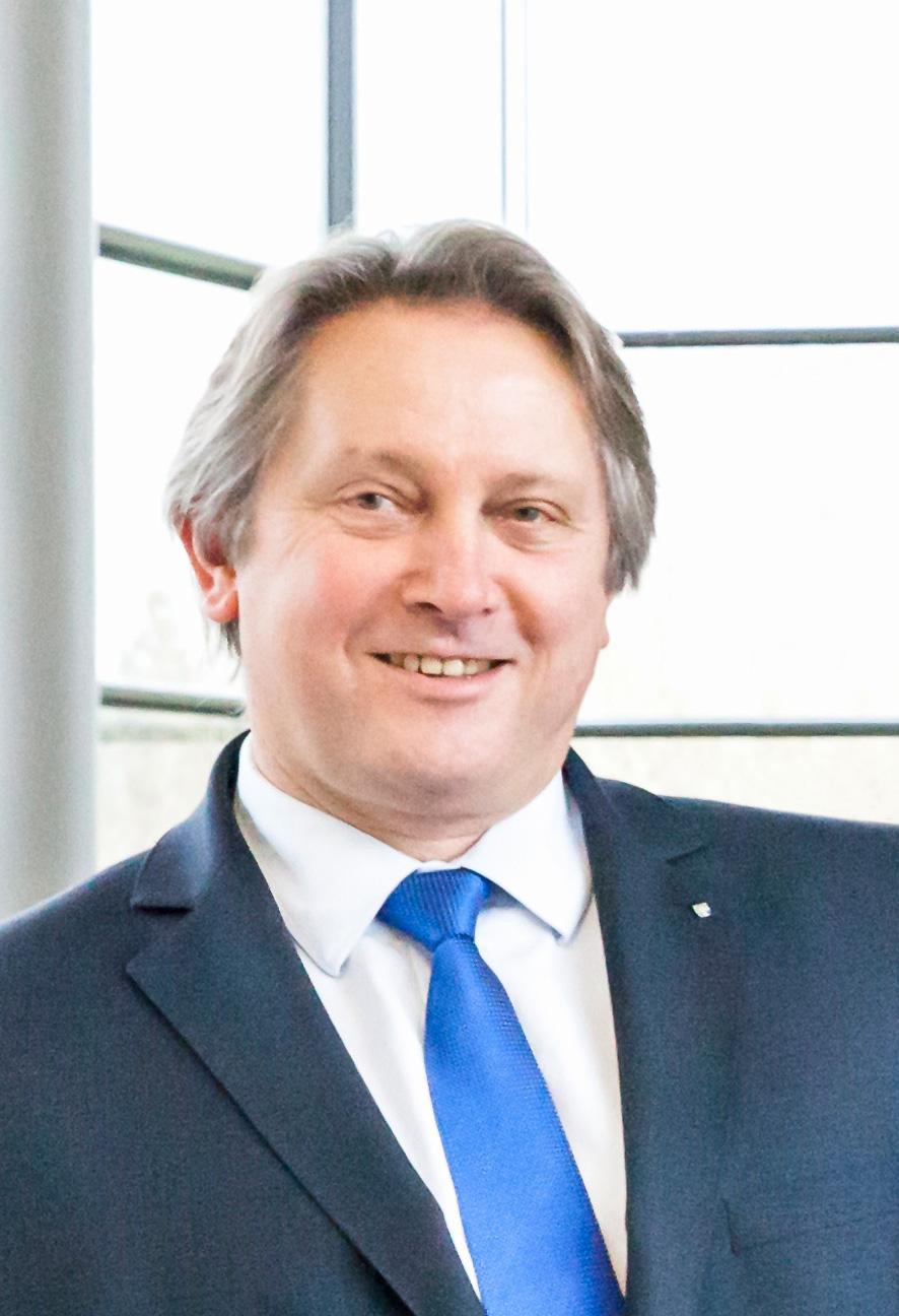 Prof. Peter Nyhuis, Präsidiumsmitglied der WGP, Leiter des Instituts für Fabrikanlagen und Logistik (IFA) der Leibniz Universität Hannover, Quelle: IFA Hannover