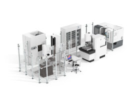 OPC UA Companion Specifications facilitate the configuration of machines and their data transfers. They also simplify the communication with IT systems as a means of improving the planning and control of production processes. Photo: Carl Zeiss Industrielle Messtechnik