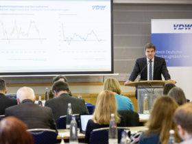VDW-Jahrespressekonferenz 2020 - aktueller Stand der deutschen Werkzeugmaschinenindustrie