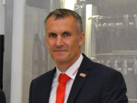 Udo Baur, Vertriebsleiter Deutschland und Europa bei der Exeron GmbH, Oberndorf am Neckar. Foto: Exeron