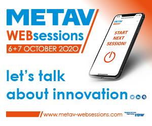 METAV web sessions are about to start on 6th october 2020.