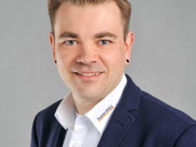 """Rico Müller, Project Manager for CAD/CAM automation at Open Mind Technologies AG, Weßling: """"Many of our users are already automating their CAD/CAM programming, which gives them a significant competitive advantage."""" Photo: Open Mind Technologies"""