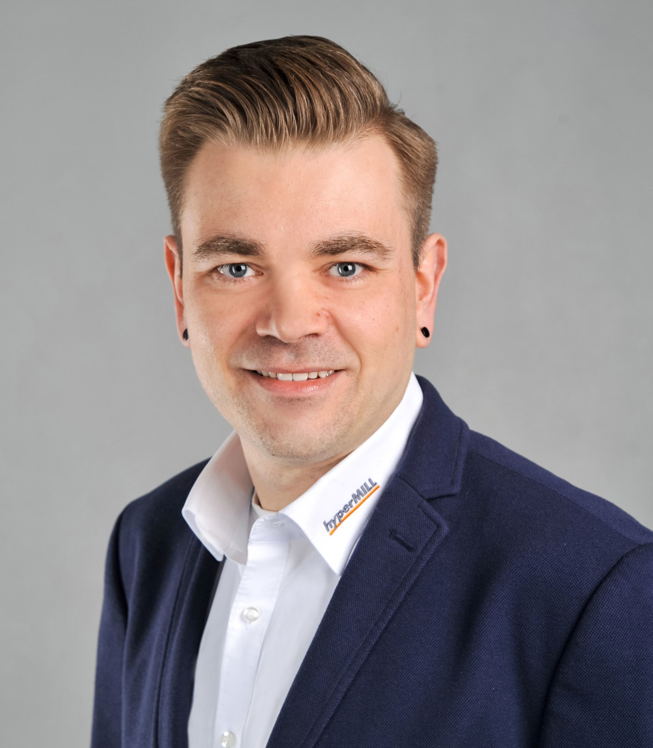 Rico Müller, Project Manager for CAD/CAM automation at Open Mind Technologies AG, Weßling: