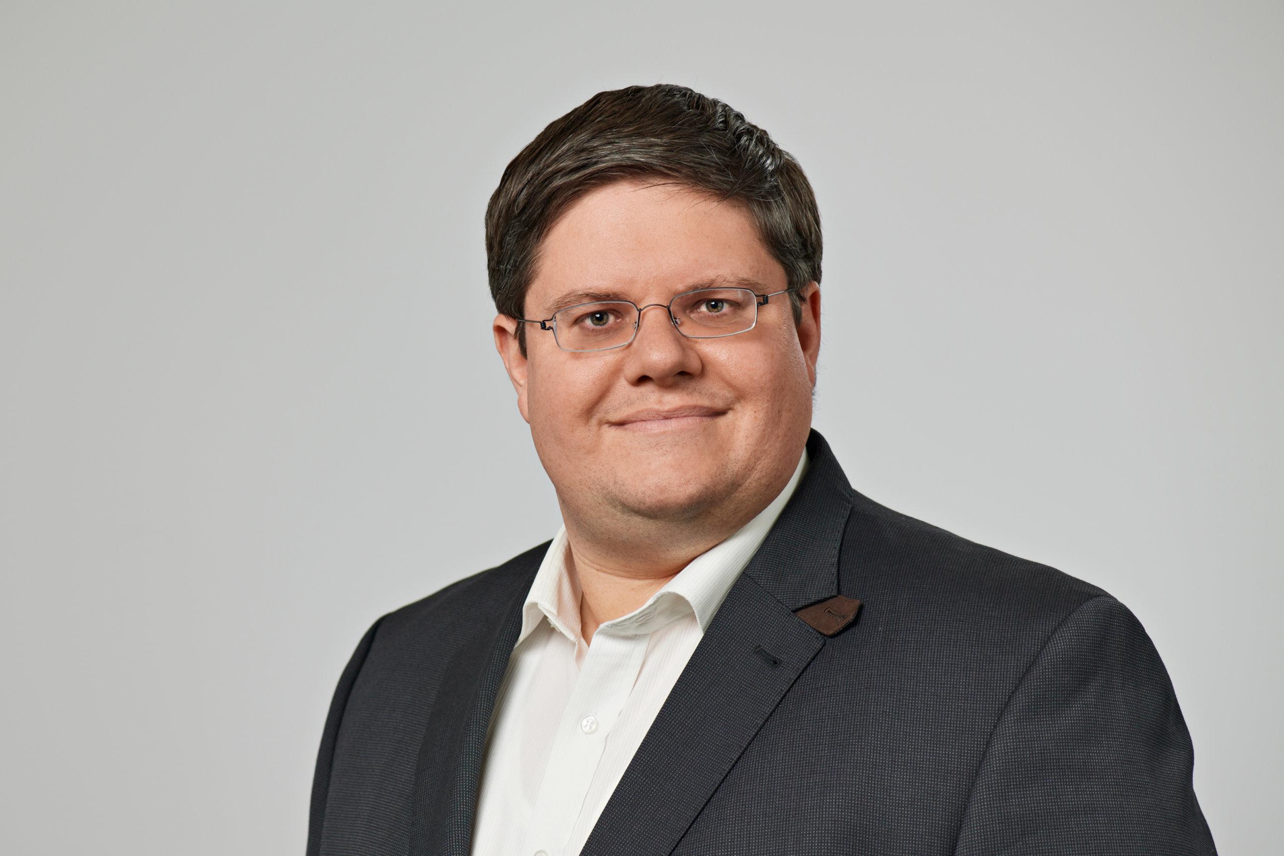 Dr. Alexander Broos, Projektleiter umati sowie Leiter Forschung und Technik im VDW.