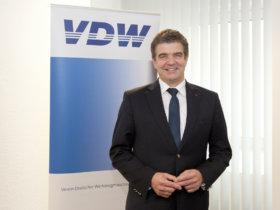 Dr. Heinz-Jürgen Prokop VDW Vorsitzender, VDW
