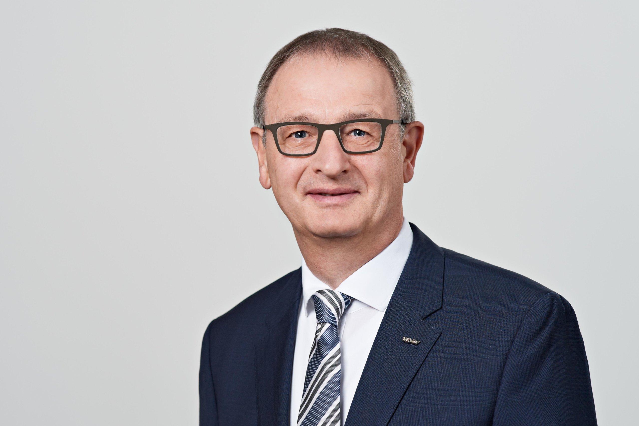 Dr. Wilfried Schäfer, Executive Director VDW (German Machine Tool Builders' Association)