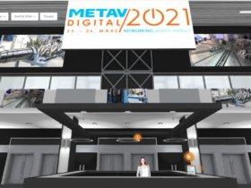 Eingangshalle zur METAV digital - Quelle VDW
