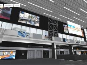 Entrance hall to METAV digital - source VDW