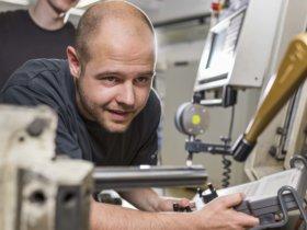 GrindingHub soll ab 2022 das internationale Schaufenster rund um die Schleiftechnik werden. Quelle: Fritz Studer AG
