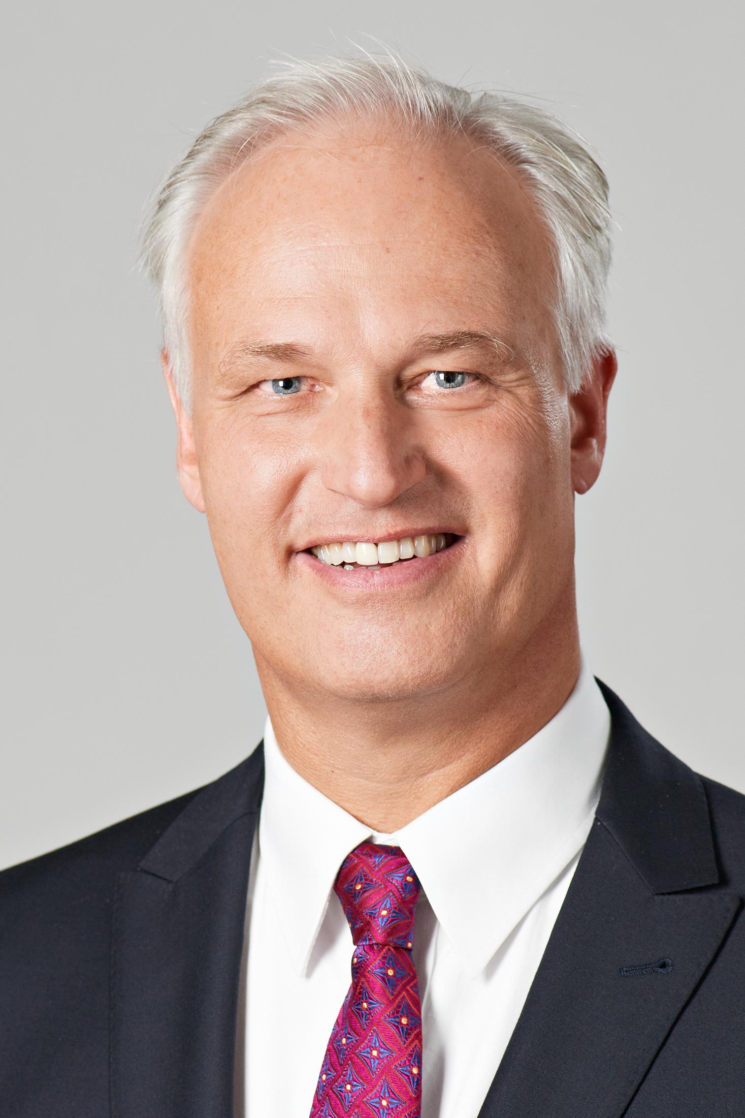 Carl Martin Welcker, Geschäftsführender Gesellschafter der Schütte GmbH-Quelle VDW
