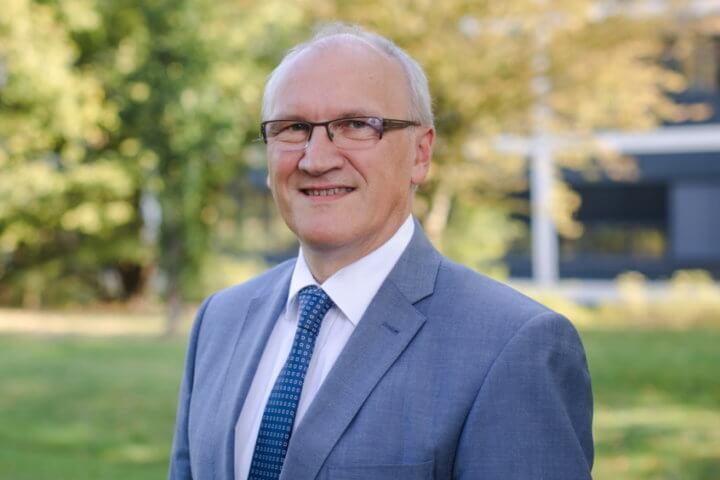 Prof. Dirk Biermann, Head of the Institute of Machining Technology (ISF) at TU Dortmund University. Photo: ISF Dortmund